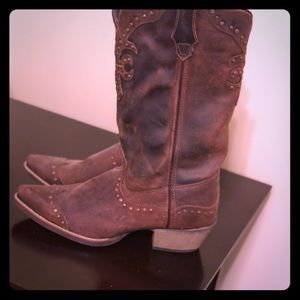 Shoes - Rawhide women's cowgirl boots, size 7. New.